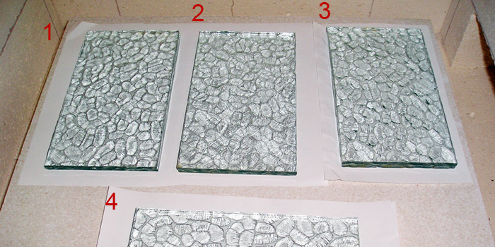 Textured Float Glass Test
