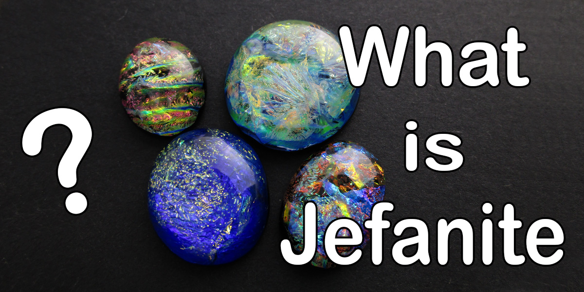 What is Jefanite