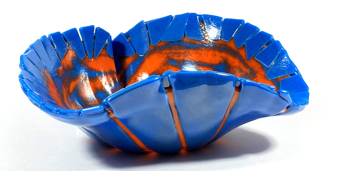 Fused Glass Bowl Project