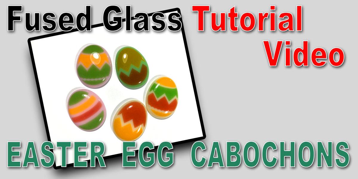 Easter Egg Cabochons