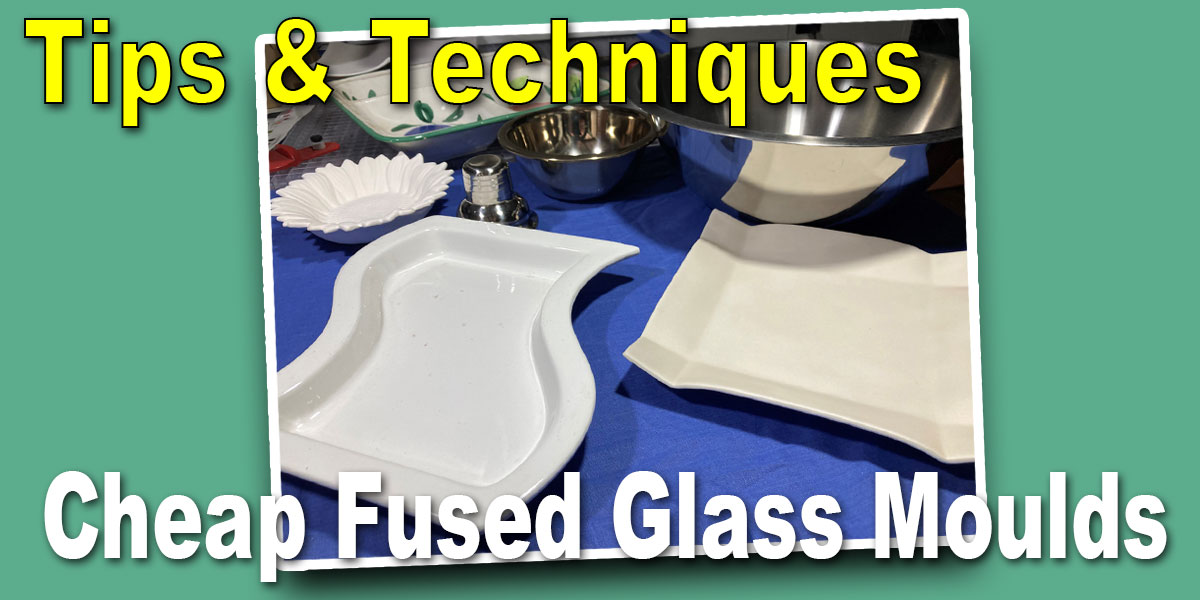 Fused Glass Moulds
