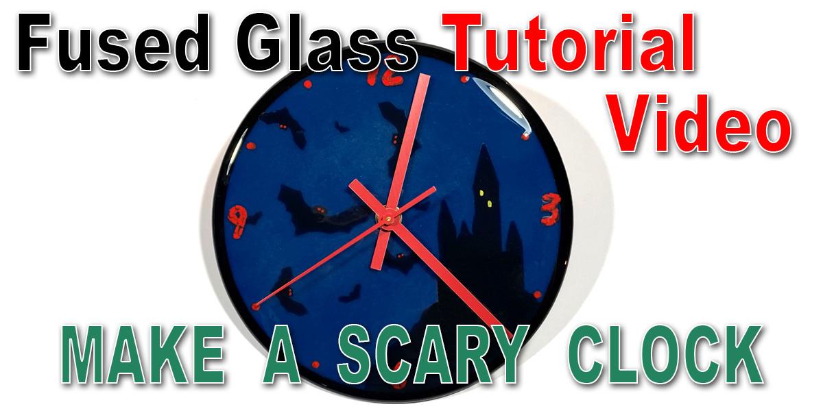 Glass Clock Project