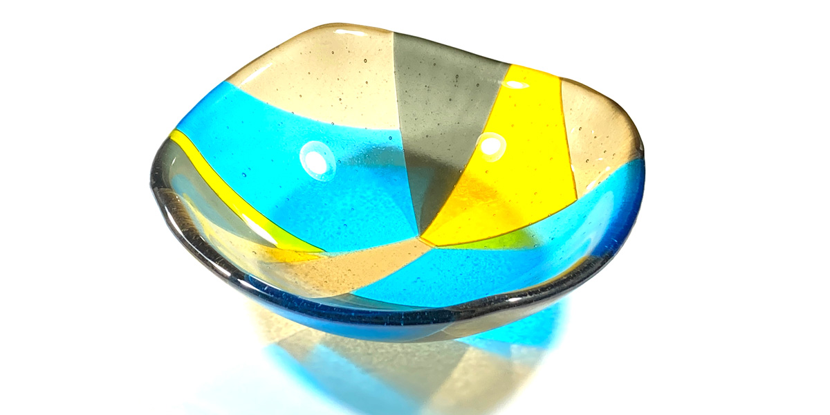 Fused Glass Bowl Tutorial
